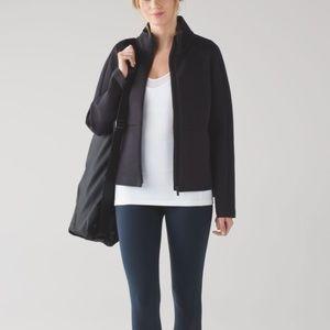 Lululemon Black Going Places Zip Jacket
